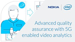 Nokia and Telia conduct Industry 4.0 trial in Finland leveraging low-latency and high-bandwidth of 5G technology