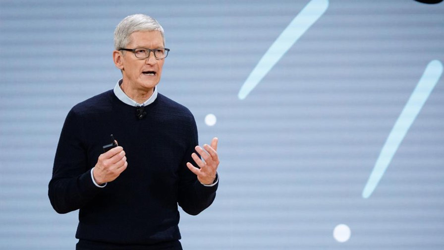 Apple chief executive: Tim Cook.  Source: John Gress Media Inc / Shutterstock
