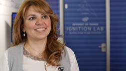 Intel Labs Turkey: Asli Kubilay, Nerotouch