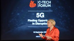 C-Tech Forum: 5G set to seriously disrupt TV