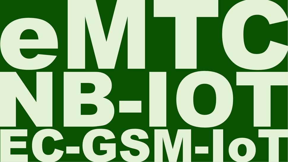 3GPP IoT acronyms