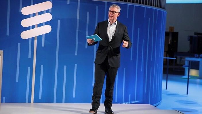 Ericsson CEO Börje Ekholm (picture courtesy of Ericsson)