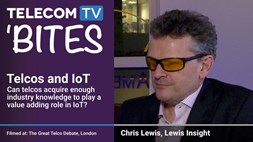 TelecomTV Bites: Telcos and IoT