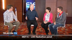 LSO Hackathon with AT&T, Cisco, and Ericsson