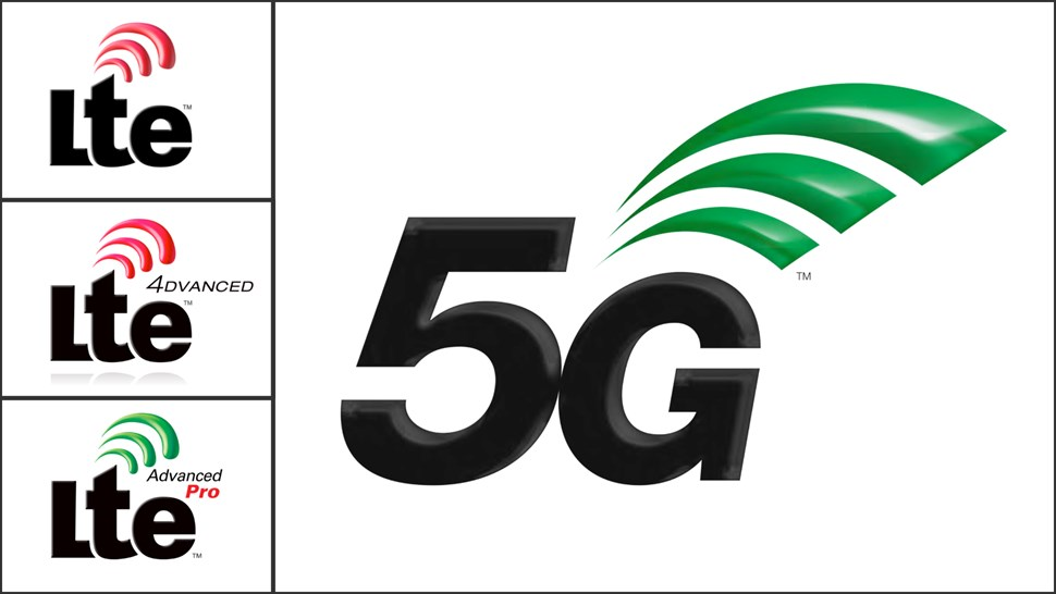 5G 3GPP logo evolution