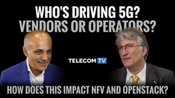 The 5G battleground for NFV, OpenStack and who gets to call the shots