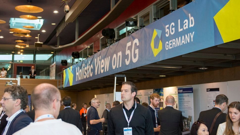 5G Lab Germany event