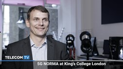 Why 5G NORMA is central to the evolution of telecoms networks