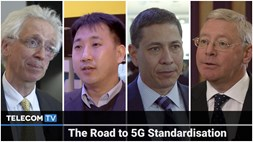 The road to 5G standardisation
