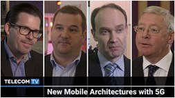 New mobile architectures with 5G