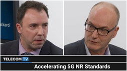 Accelerating 5G New Radio Standards