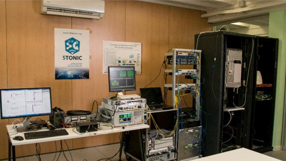 5TONIC-demo