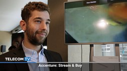 Accenture: Stream and Buy