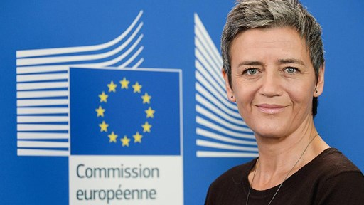 Margrethe Vestager: EU commissioner   Source: European Union