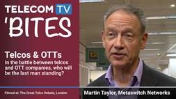 TelecomTV Bites: Telcos and OTTs