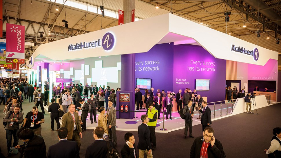 Alcatel-Lucent at MWC