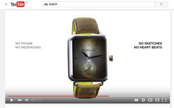 Invirtualisation?  Swiss watch-maker mechanicalises the Apple Watch