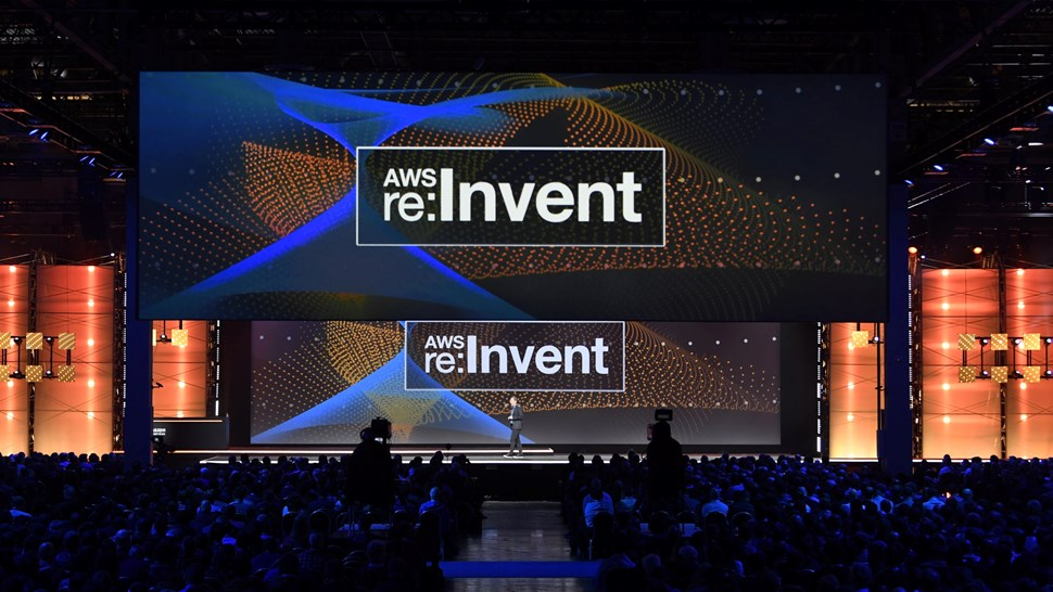 Amazon AWS Re-invent