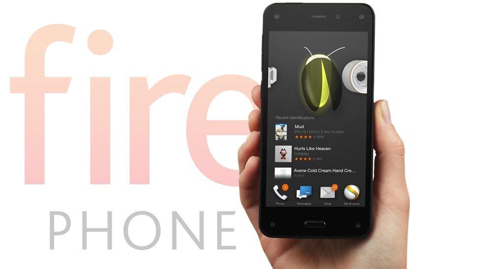 Amazon Fire Phone montage