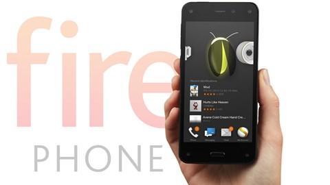 Amazon holds fire sale for its underwhelming Fire phone
