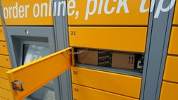 UK supermarket chain takes on Amazon Lockers