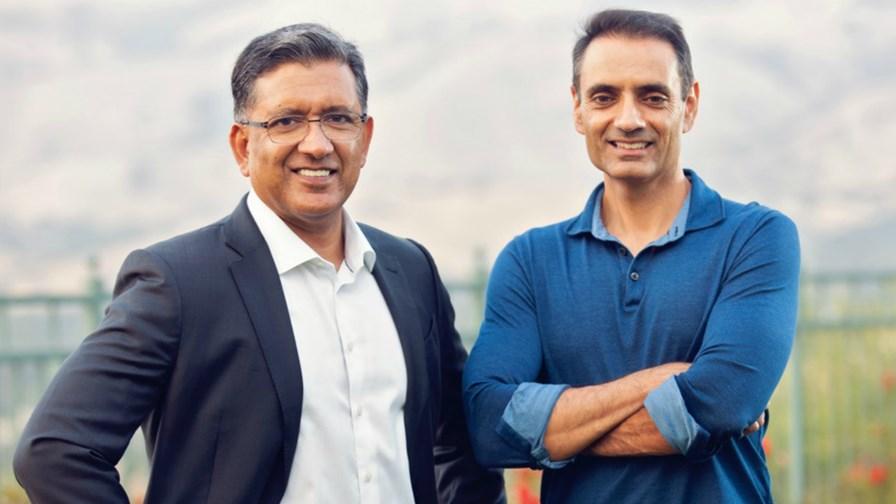Alkira founders Amir and Atif Khan: Source Alkira
