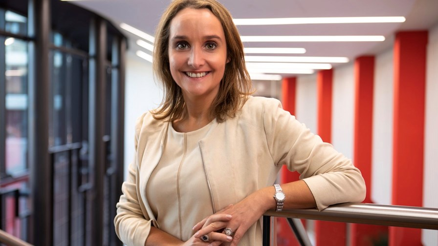 Anne Sheehan, Vodafone UK