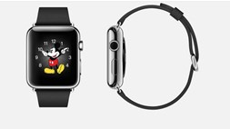 "Twelve hour battery life of the Apple Watch gives whole new meaning to the concept of ""An Apple a day..."""