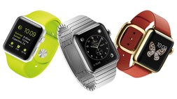 Apple delivers its expected watch, payments service and brace of iPhones