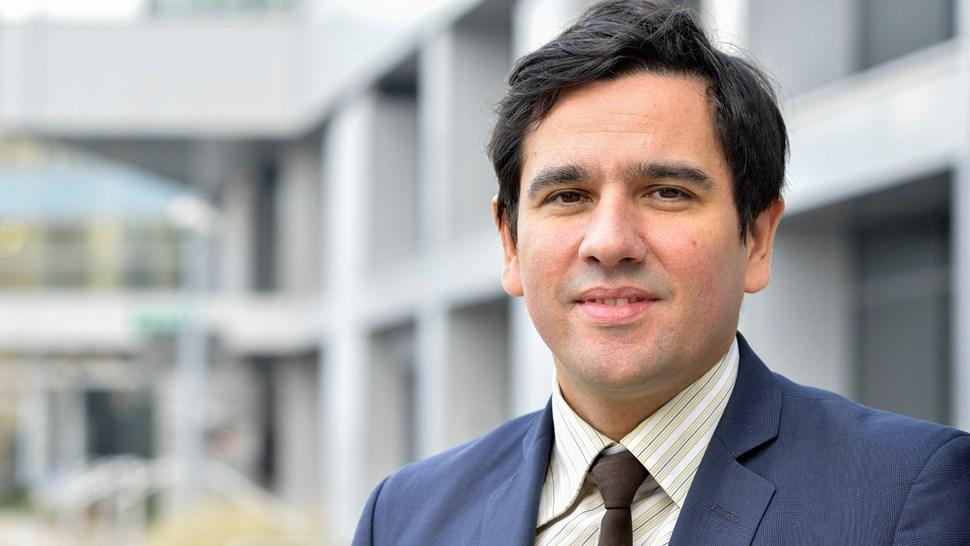 Arcep President Sebastien Soriano