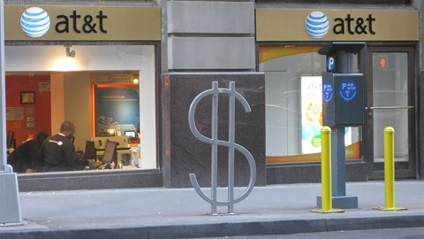 AT&T pays the price of 'mobile cramming' and is ordered to refund $80m to customers