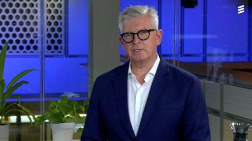 Börje Ekholm, President and CEO of Ericsson