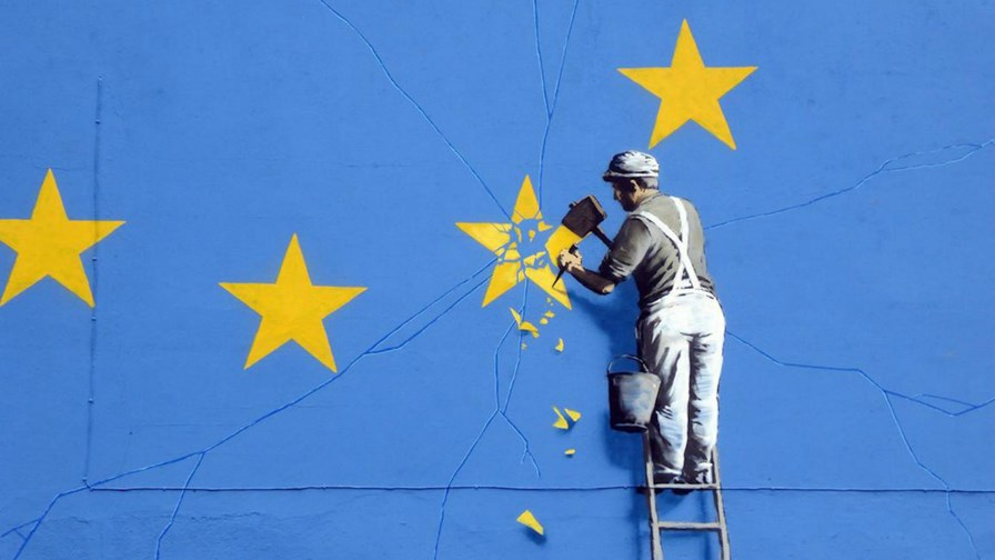 Banksy does Brexit  via Flickr © dullhunk (CC BY 2.0)