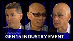 Preview of the GEN15 industry event