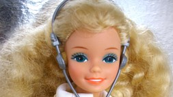 Hacked interactive Barbie poses family security threat