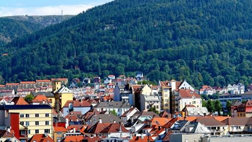 Bergen, Norway, via Flickr, Dimitris Karagiorgos, no copyright