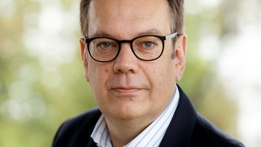 Wolfgang Kopf, SVP for Group Public and Regulatory Affairs at © Deutsche Telekom