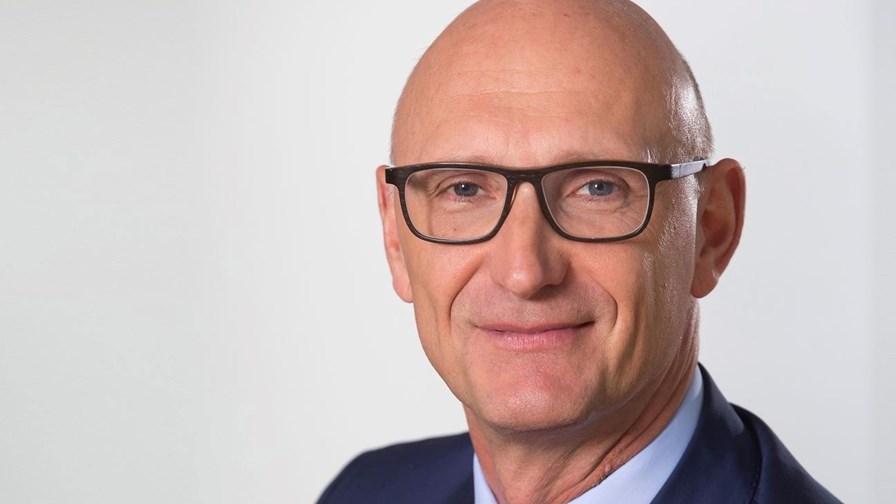 Timotheus Höttges, Chief Executive Officer (CEO) Deutsche Telekom AG