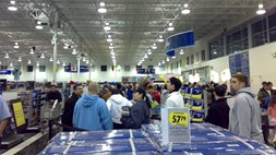 Shades of Grey: Black Friday stays at home as shoppers go online