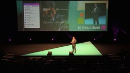 TM Forum Live: the Facebook Keynote