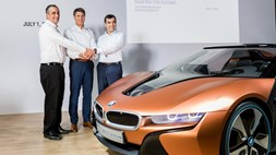 Intel joins BMW to develop autonomous driving platform