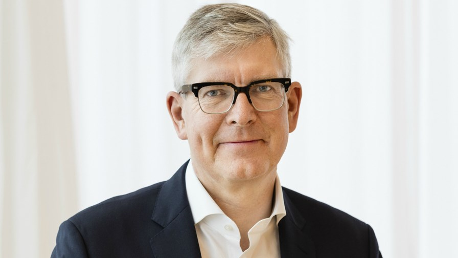 Ericsson CEO Börje Ekholm   Source: Ericsson