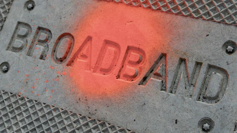 broadband steel plate
