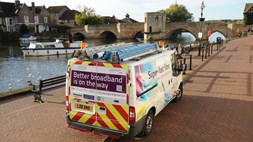 BT connects first customers in its G.fast broadband trial