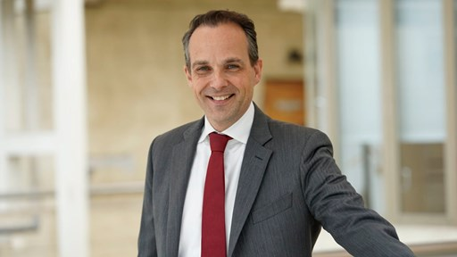 Bas Burger, CEO, Global Services © BT