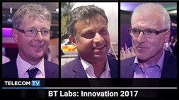 Inside the Labs: BT Innovation 2017