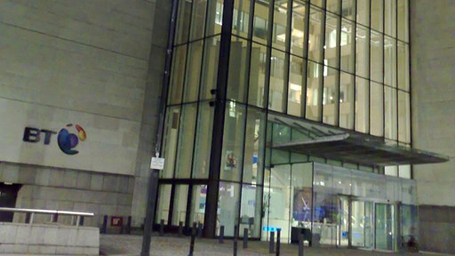 BT to vacate its central London HQ  via Flickr © markhillary (CC BY 2.0)
