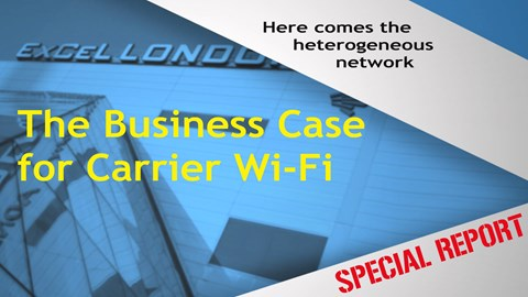 The Business Case for Carrier Wi-Fi