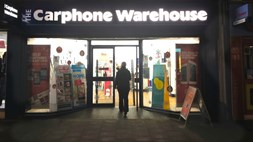 Dixon Carphone hits revenue dip, chairman to the rescue