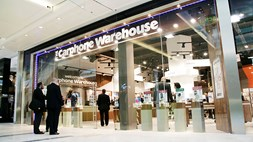 UK retailer Carphone Warehouse is ramping up its mobile activities